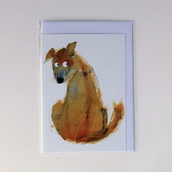 Alida Bothma Card Dog