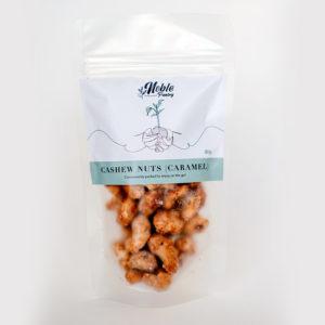 Cashew Nuts Caramel
