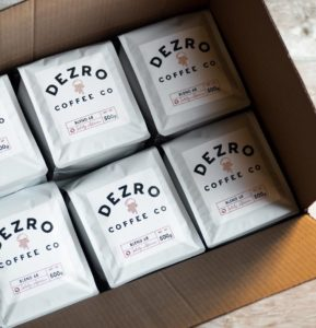 Dezro Coffee Western Cape South Africa