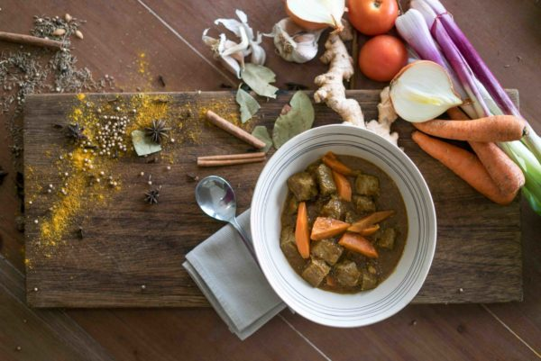 Cape Malay Beef Curry