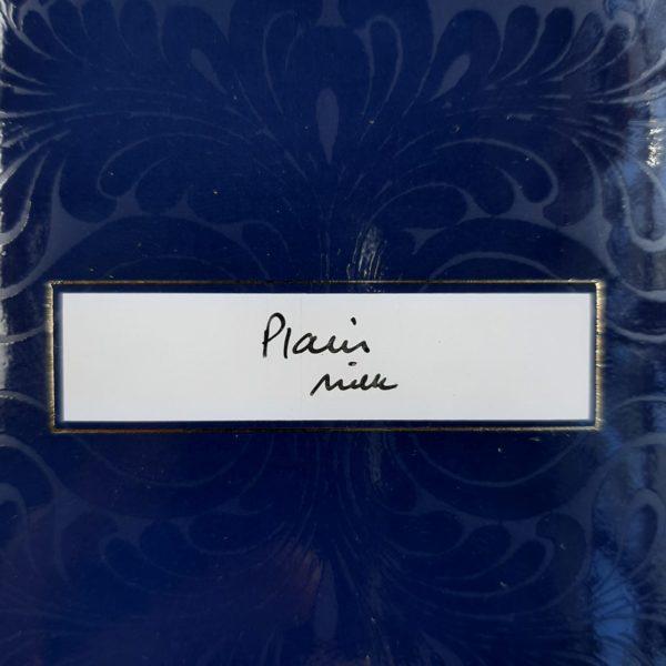 Von Geusau Chocolate label plain