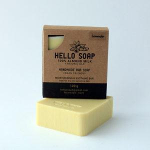 hello soap lavender