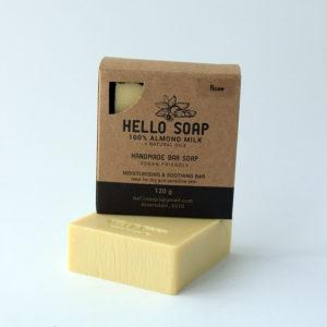 hello soap rose