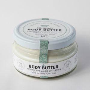 little indy soap shack body butter original