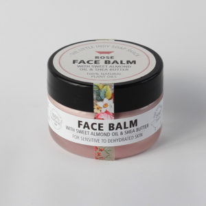 little indy soap shack rose face balm