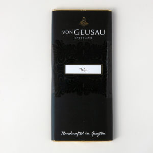 von geusau chocolate dark 70 percent