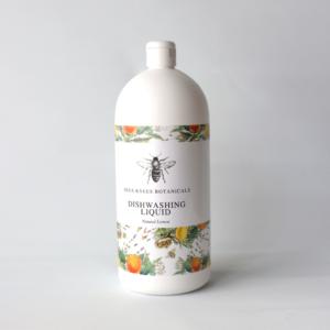 Dishwashing Liquid Natural Lemon 1 Litre