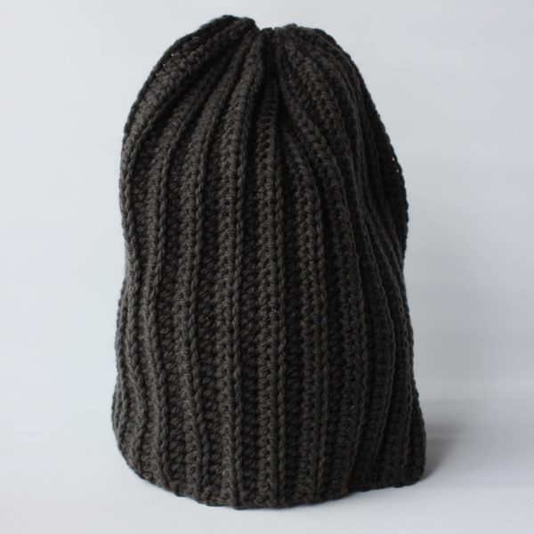 oloyolo beanie charcoal