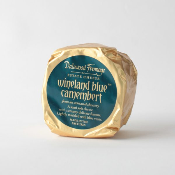 wineland blue camembert Dalewood Fromage