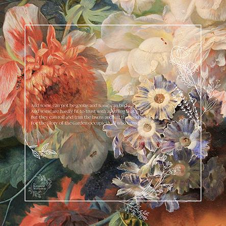 Botanical Workshop Picnic Blanket Kipling