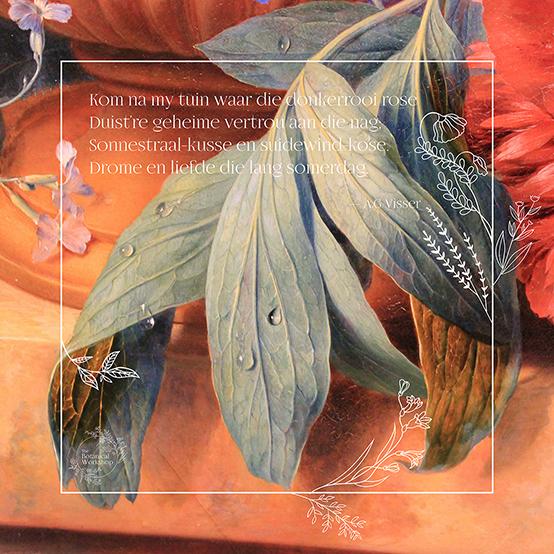 Botanical Workshop Picnic Blanket Visser
