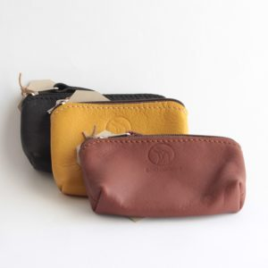 bokmakierie leather coin purse all colours