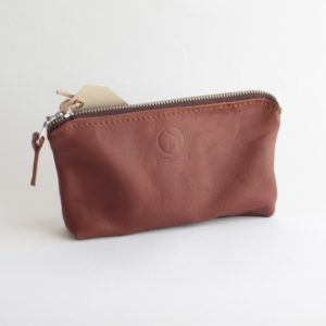 bokmakierie vanity bag brown