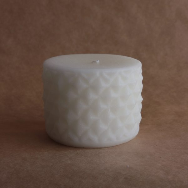Gretha Quinlan Maltese Cross Candle