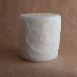 Gretha Quinlan Large Rose Candle